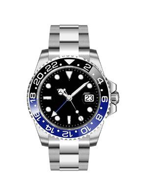 116710BLNR GMTマスターⅡ 青黒