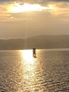 札幌のリサイクルショップコレクトワンスタッフが昨年行った洞爺湖
