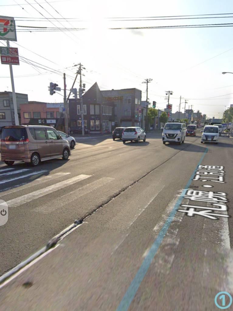 札幌市白石区のリサイクルショップコレクトワンへは12号線を札幌方面へ!